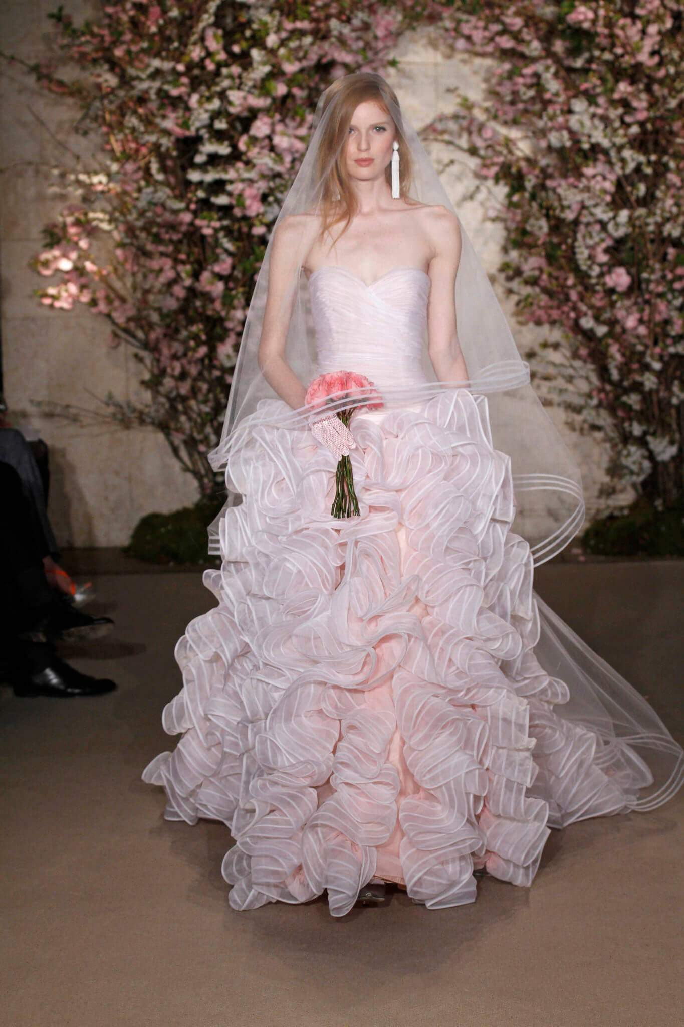 Oscar de la Renta Bridal for 2012 • Donnie Brown