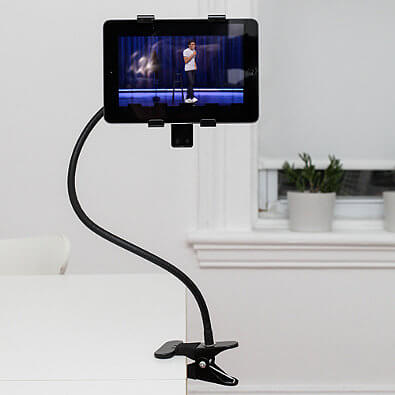Kikkerland Design Flexible Tablet Holder