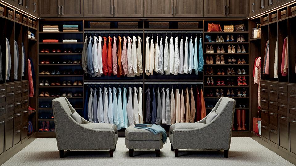 Luxury Custom TCS Closet