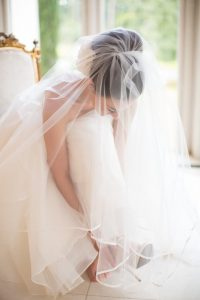 Wedding veil tradition